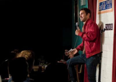 Mark Normand (Comedy Central, CONAN)